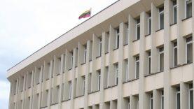 Gegužės 13 dieną prisiekė Savivaldybės tarybos narė Gintarė Drackienė