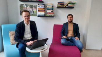 Šiauliečių startuolis  pritraukė 100 000 eurų investiciją!