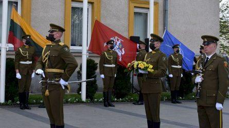 Varėnoje prasmingai paminėta Partizanų pagerbimo, kariuomenės ir visuomenės vienybės diena