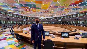 """S. Kairys: """"Turime skatinti kultūros paveldo iniciatyvas, pabrėžiančias bendras europietiškas vertybes"""""""