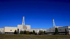 Siekiama palaikyti branduolinės energetikos objektų saugą