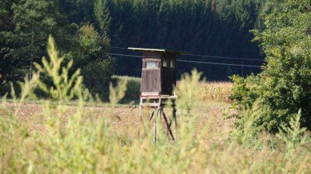 Medžiotojams – elektroninės priemonės vietoje kalno popierių