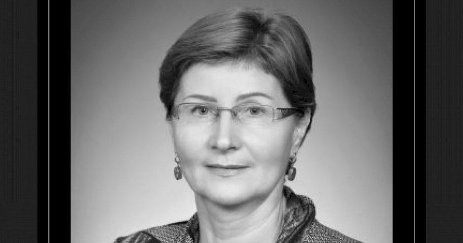 In memoriam Svetlanai Kaleinikovai (1962- 2021)