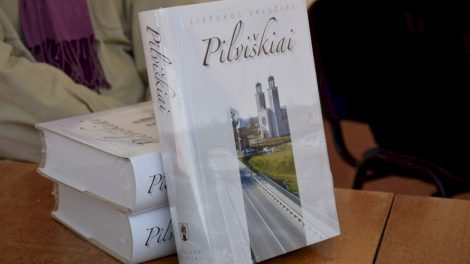 Pristatyta monografija apie Pilviškių kraštą