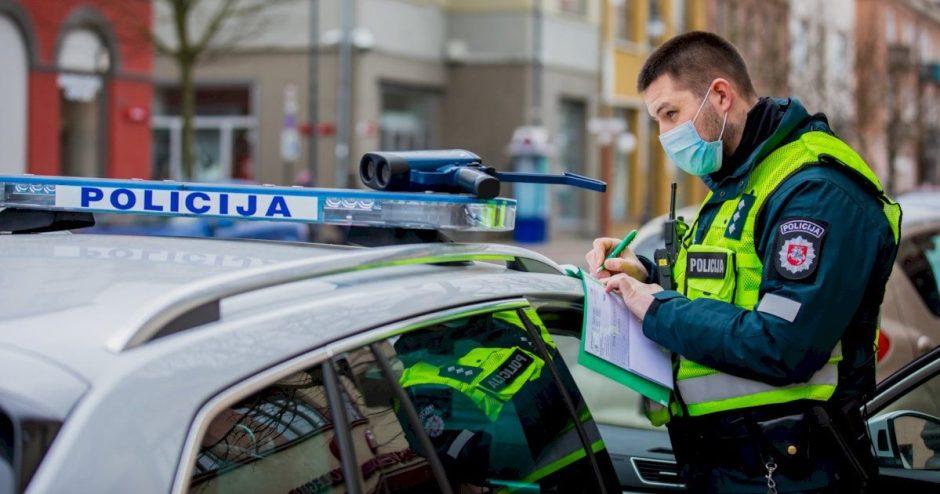 Klaipėdos apskrities Kelių policijos pareigūnai išaiškino 5 neblaivius vairuotojus