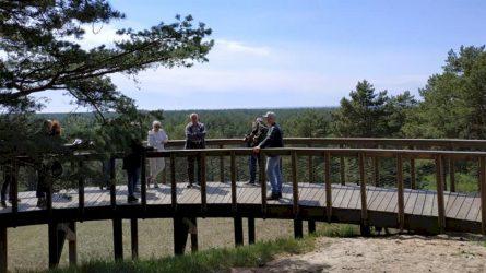 Kuršių Nerijos nacionaliniame parke – nauji atradimai