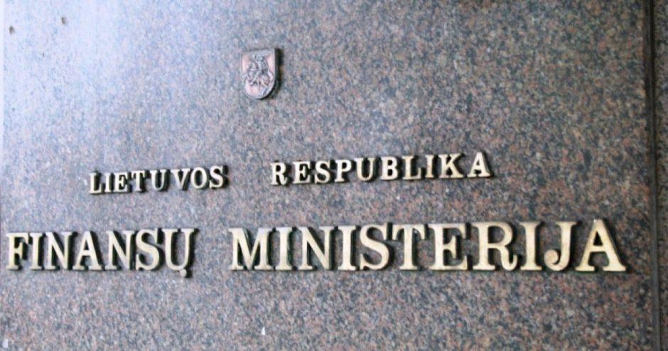 Finansų ministrė su Muitinės vadovu aptarė naujos siuntų deklaravimo sistemos diegimo procesus