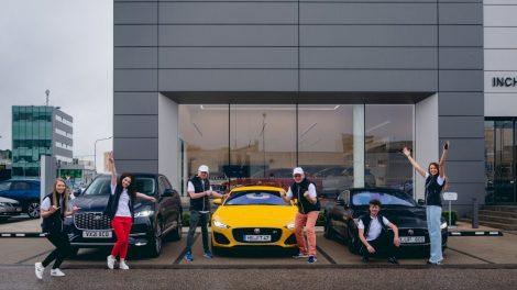 """""""Jaguar"""" komanda """"Press raliui"""" ruošiasi iš peties: važiuoja ne dalyvauti, o nugalėti"""