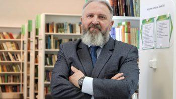 Konkursą į Šiaulių apskrities Povilo Višinskio viešosios bibliotekos direktoriaus pareigas laimėjo prof. Bronius Maskuliūnas