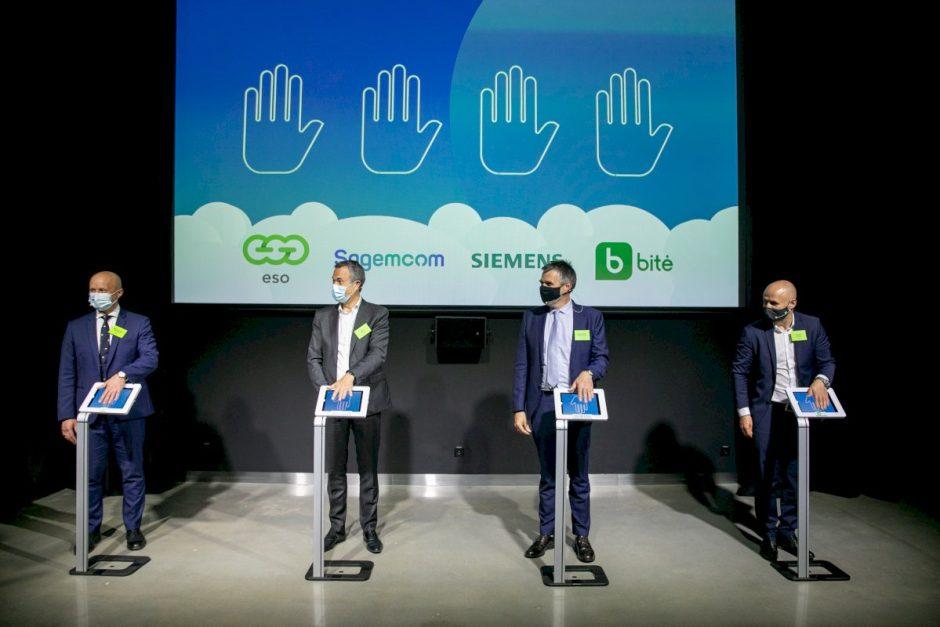 ESO diegs daugiau kaip milijoną išmaniųjų elektros skaitiklių: tiekėju pasirinkta šių sprendimų lyderė Europoje