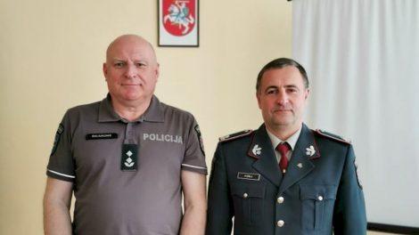 """Varėnos r. PK viršininkas stos prie seniūno """"vairo"""""""