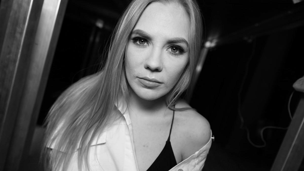 Agnė Michalenkovaitė | Evaldo Vaikaso nuotrauka iš klipo filmavimo akimirkų.