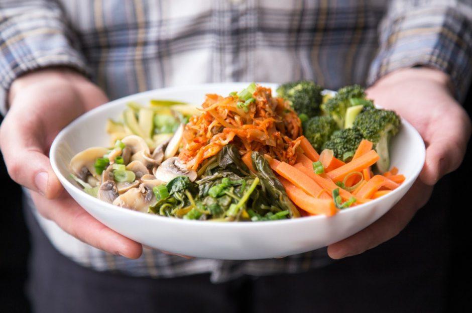 4 garuose ruošto maisto naudos