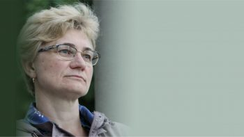 Kolegijos dėstytoja pagerbta už lituanistinę veiklą