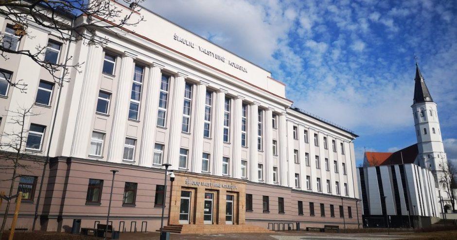 Šiaulių valstybinė kolegija kviečia buvusius studentus į virtualų susitikimą