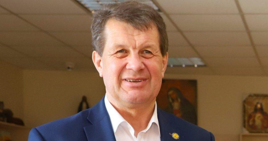 Legendiniam treneriui Antanui Sireikai – 65-eri!