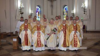 Prelatas Vytautas Gustaitis kunigystei pasišventęs jau 40 metų