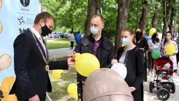 """Unikalus ir vienintelis toks renginys Lietuvoje – vaikystės šventė """"Aš – mažasis šiaulietis"""""""