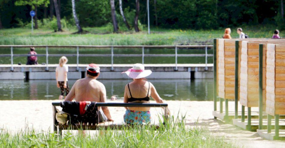Nuo birželio 1 d. prasideda 2021 m. maudymosi sezonas