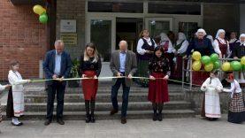 Marcinkonių kultūros centras jaukiai įsikūrė buvusios mokyklos patalpose