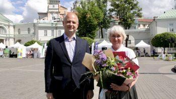 """Rūta Baškytė: """"Jei nori patogiai gyventi, aplinkosauga ne tau"""""""