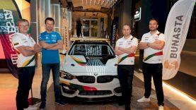 """""""Bunasta-Savesta"""" komanda pristatė savo naują automobilį ir netikėtą komandos sudėtį"""