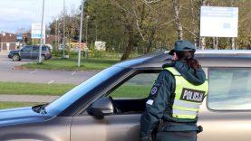 Praėjusią savaitę Kauno apskrities keliuose – 19 neblaivių vairuotojų