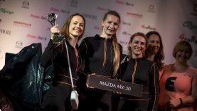 """""""Moterų ralio"""" 2021 nugalėtojos: laimėti padėjo sėkmės talismanas"""