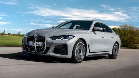 """Rudenį pasirodys naujasis """"BMW 4 Gran Coupe"""""""