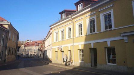 Vilniuje Tilto, Radvilų ir Kaštonų gatvėse švedų kūrėjai atrado Malmę