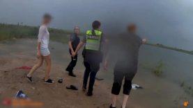 Girta trijulė vos nepražudė penkiamečio berniuko (video)
