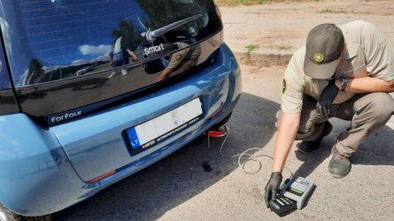 Didžiuosiuose miestuose – automobilių taršos matavimo akcija