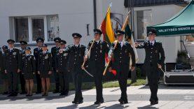 Pasieniečiai savo profesinę šventę minėjo Varėnoje