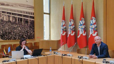 EBPO informuota, kad aplinkosauga bus kiekvieno prioritetas Lietuvoje