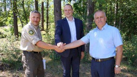 Trys aplinkosaugos institucijos sutarė bendradarbiauti intensyviau