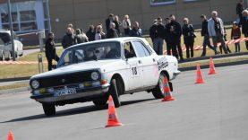 Tradicinis veteranų susitikimas lenktynių trasose – vidurvasarį