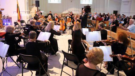 Mindaugo karūnavimo dieną – muzikinė dovana šiauliečiams