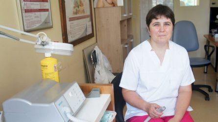 Į diabetinės pėdos priežiūros kabinetą grįžta ne visi buvę pacientai