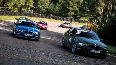 LASF siekia registracijos mokesčio lengvatos sportiniams automobiliams