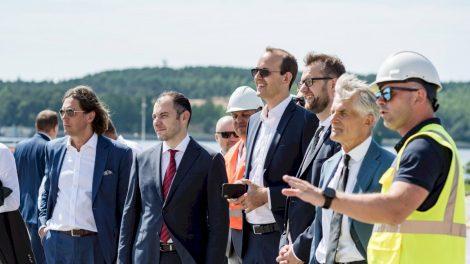 Lietuva ir Ukraina siekia plėtoti ekonominius ryšius, panaudodamos abiejų šalių jūrų uostus