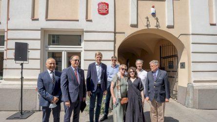 Vilniuje pagerbta visuomenės veikėja ir pasaulio tautų teisuolė S. Ladigienė