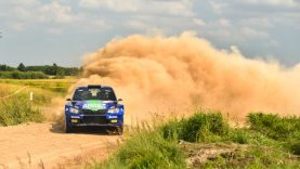 """""""Orlen Lietuva Rally 2021"""" rebusus greičiausiai išsprendė Vaidotas Žala"""