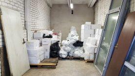 Sulaikyti nelegalius pesticidus į Lietuvą gabenę ir stambaus masto neteisėtą prekybą vykdę asmenys