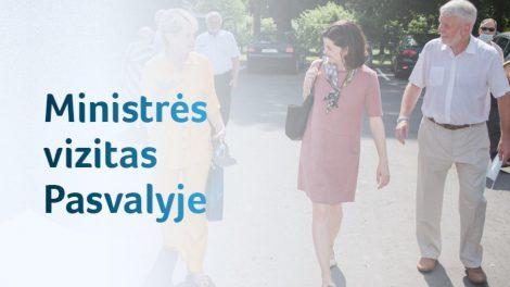 Ministrė M. Navickienė: siūlome keisti socialinės reabilitacijos paslaugų teikimą žmonėms su negalia