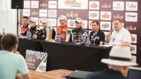 """Pirmąją """"Aurum 1006 km lenktynių"""" starto poziciją garantavo trasos rekordas"""
