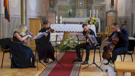 Paminėtas Gražiškių Šv. Arkangelo Mykolo bažnyčios 140-metis