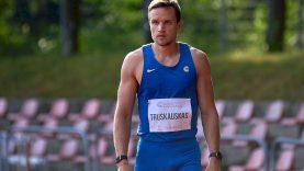 Bėgikas Gediminas Truskauskas