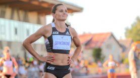 Bėgikė Agnė Šerkšnienė