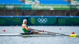 Lietuviai pradėjo kovas Tokijo olimpinėse žaidynėse