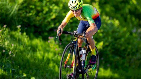 Sensacija pasibaigusiose lenktynėse iki galo kovojo ir lietuvė
